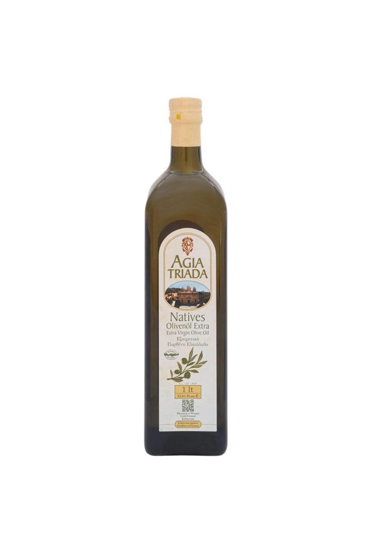 Оливковое масло Extra Virgin, 1 л