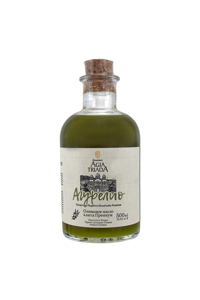 Оливковое масло Extra Virgin Нефильтрованное, 500 мл
