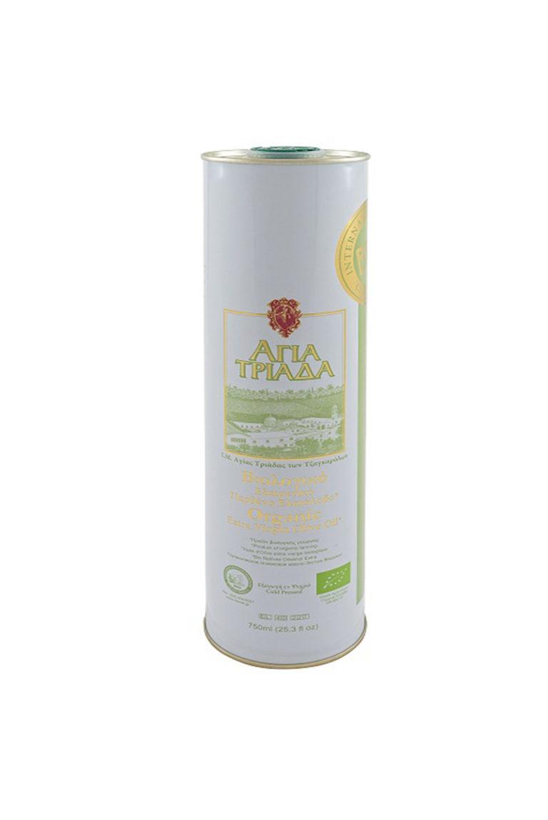 Оливковое масло Extra Virgin, Органическое, 750 мл