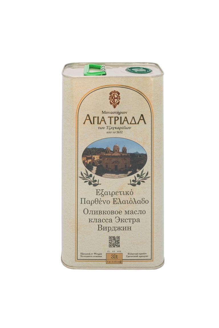 Оливковое масло Extra Virgin, 3 л