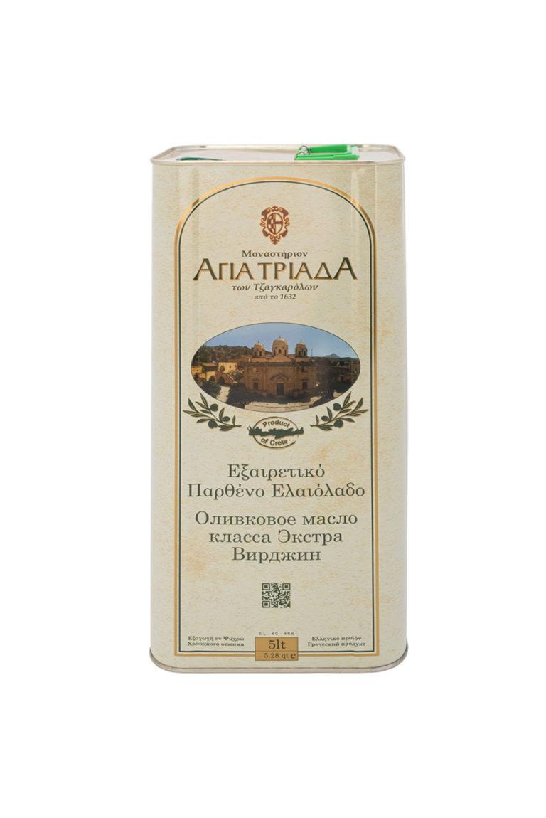 Оливковое масло Extra Virgin, 5 л