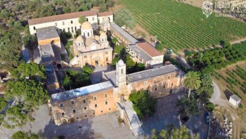 tsagarolon-monastery